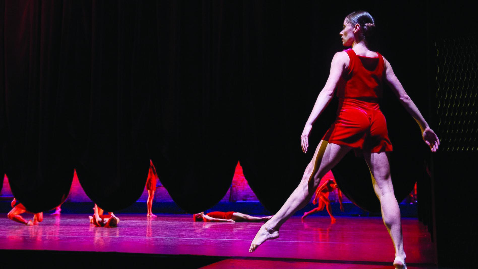 Pam Tanowitz Dance At Jacob S Pillow Dance Festival 2016