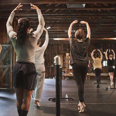 Ballet; photo Jamie Kraus