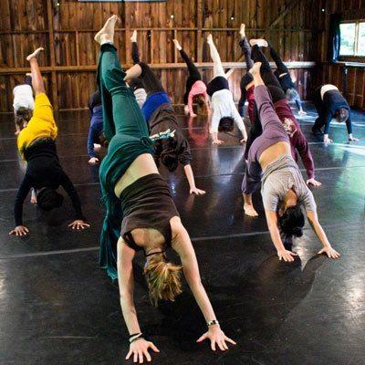 Pilates; photo Em Watson