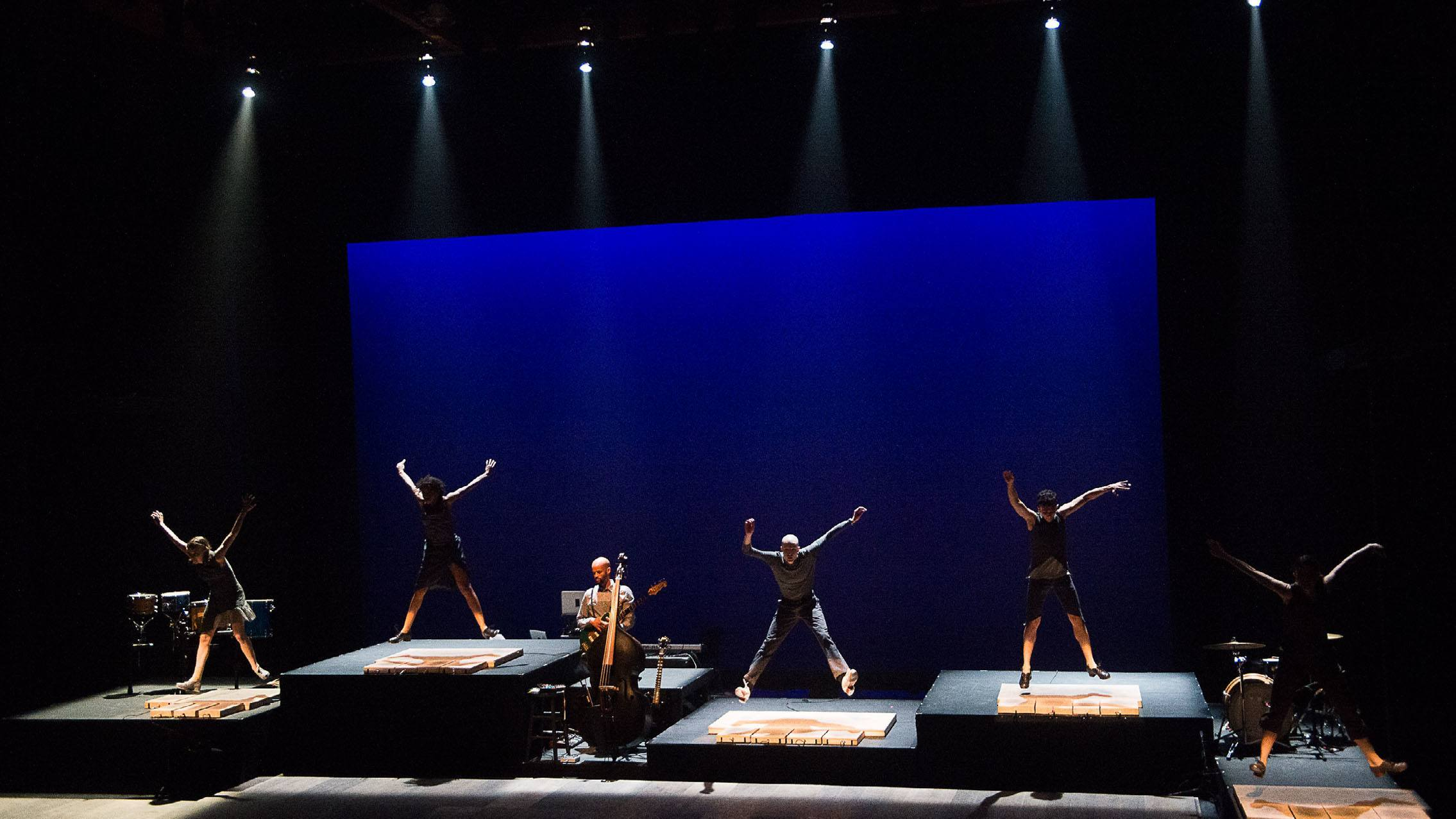 Dorrance Dance; photo Christopher Duggan