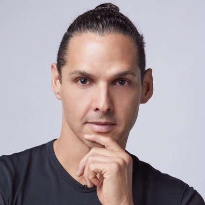 Luis R. Torres, Instructor at The School at Jacob's Pillow; photo courtesy of Hong Kong Ballet