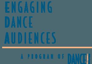 Engaging Dance Audiences logo