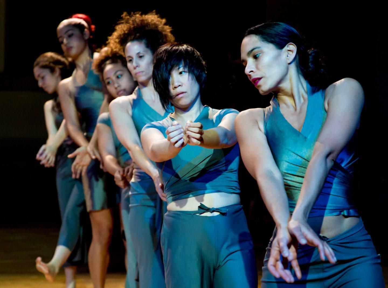 Danza Orgánica; photo Ernesto Galán