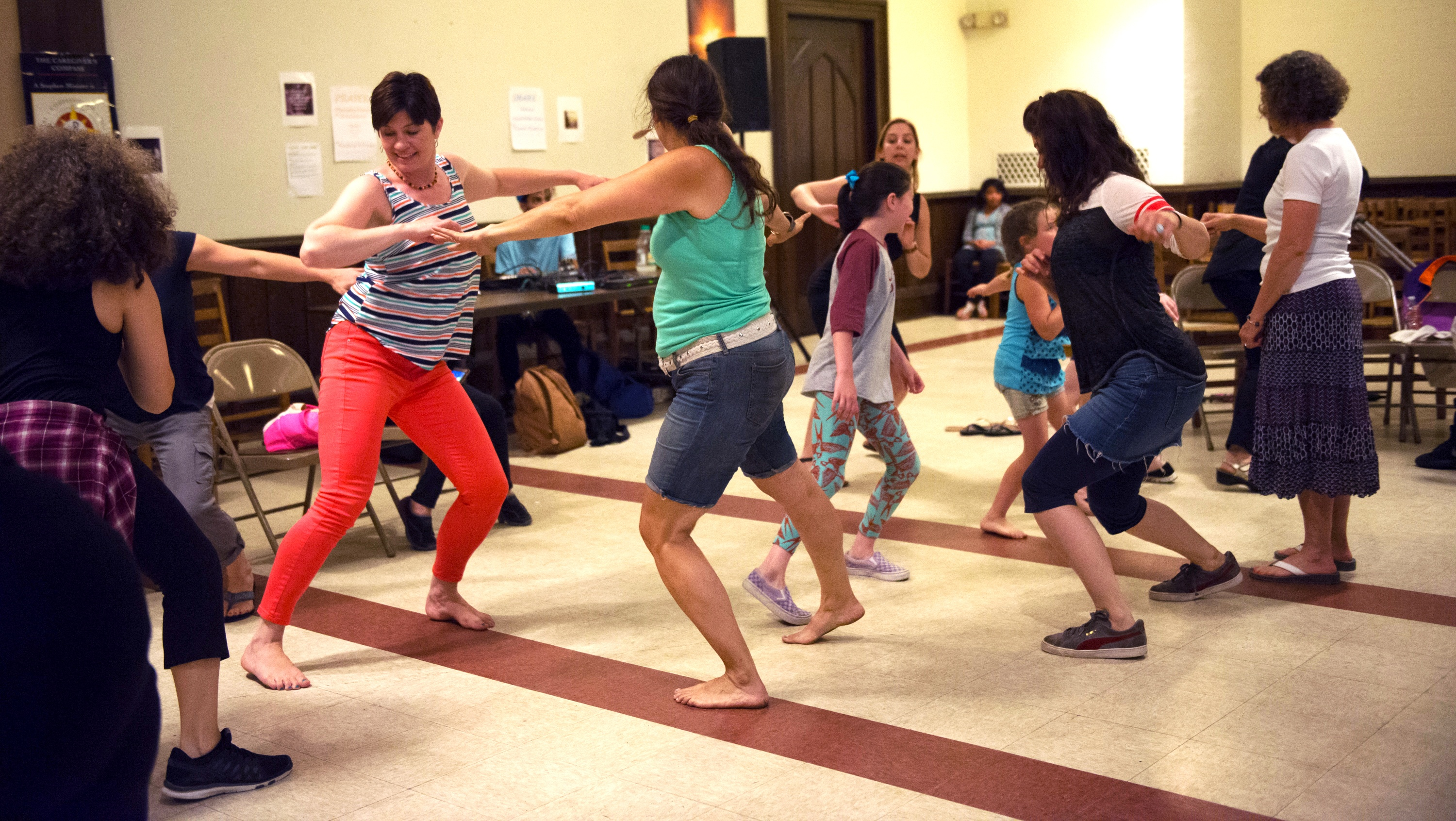Camille A  Brown & Dancers Residency in Pittsfield