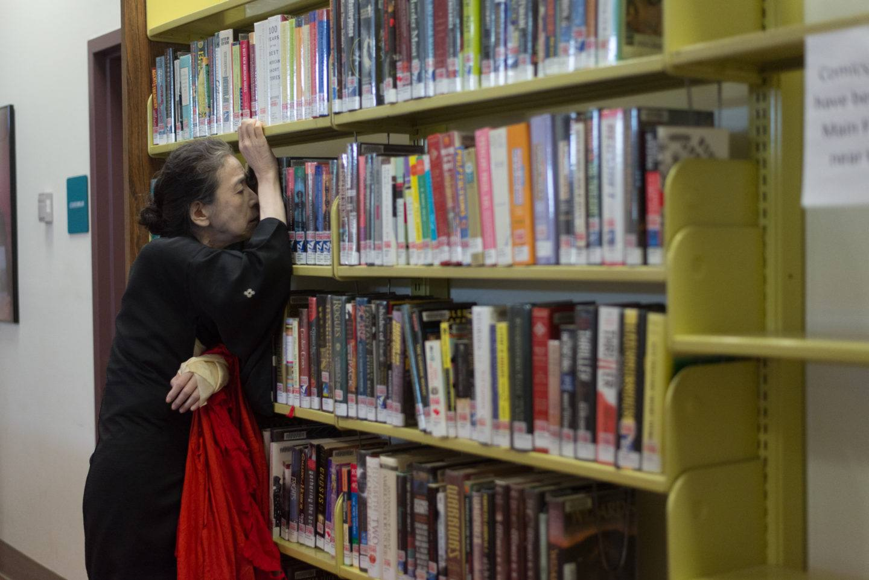 Eiko Otake; photo Brooke Trisolini