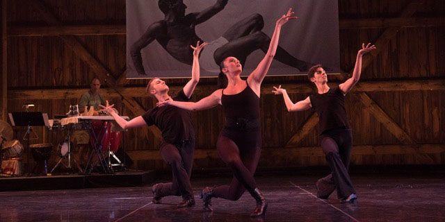Musical Theatre Dance Program in <em>A Jazz Happening</em>; photo Christopher Duggan