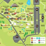 Map of Jacob's Pillow Grounds