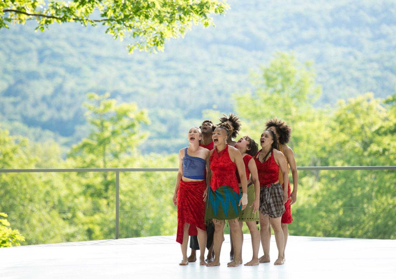 Urban Bush Women; photo Hayim Heron