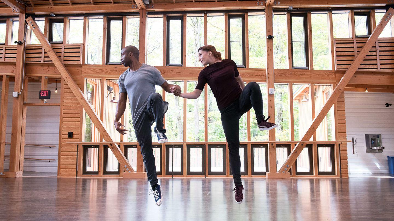 Ephrat Asherie Dance; photo Christopher Duggan.