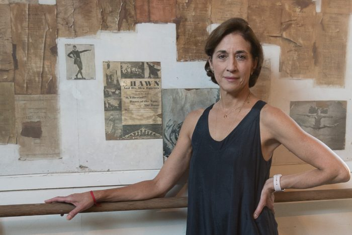 Lourdes Lopez. Artistic Director of Miami City Ballet; photo Christopher Duggan