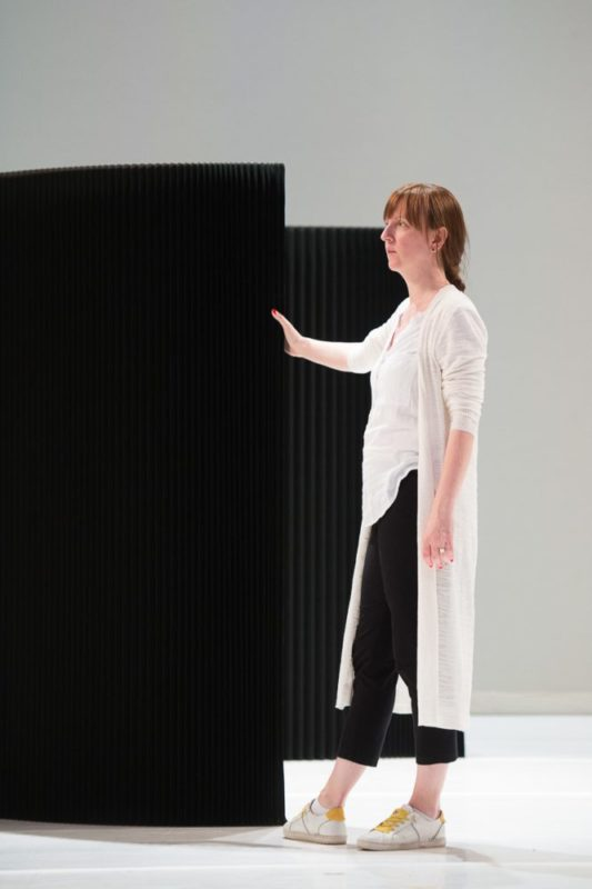 Jessica Lang, Artistic Director of Jessica Lang Dance; photo Christopher Duggan