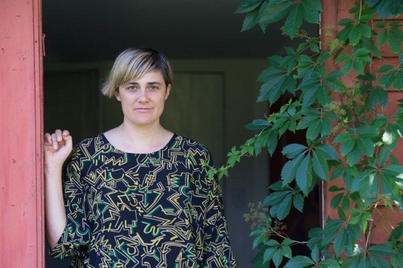 Faye Driscoll, Artistic Director of Faye Driscoll; photo Christopher Duggan
