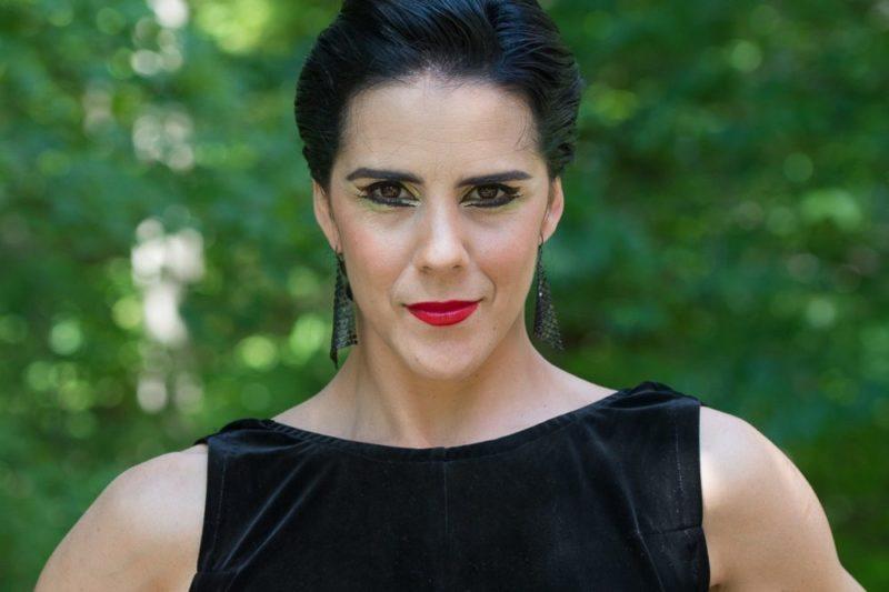 Irene Rodríguez, Artistic Director of Compañía Irene Rodríguez; photo Christopher Duggan