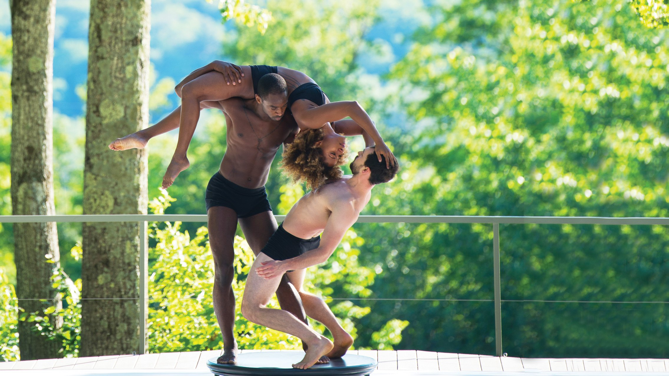 Pilobolus; photo Christopher Duggan