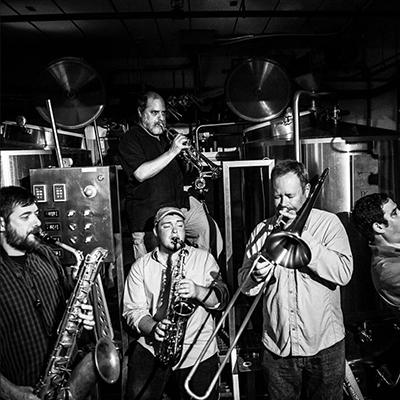 Berkshire Big Band; photo unknown
