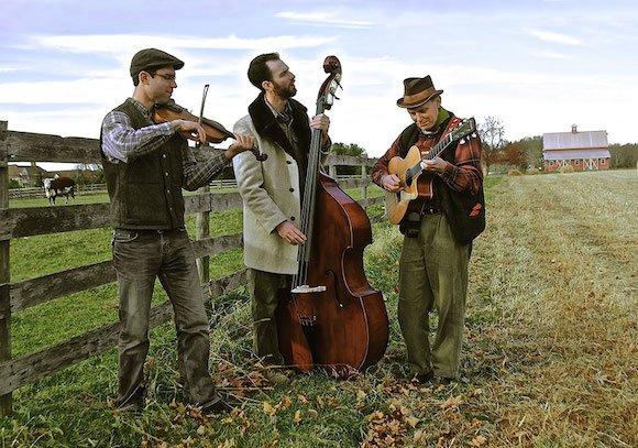 The Russett Trio