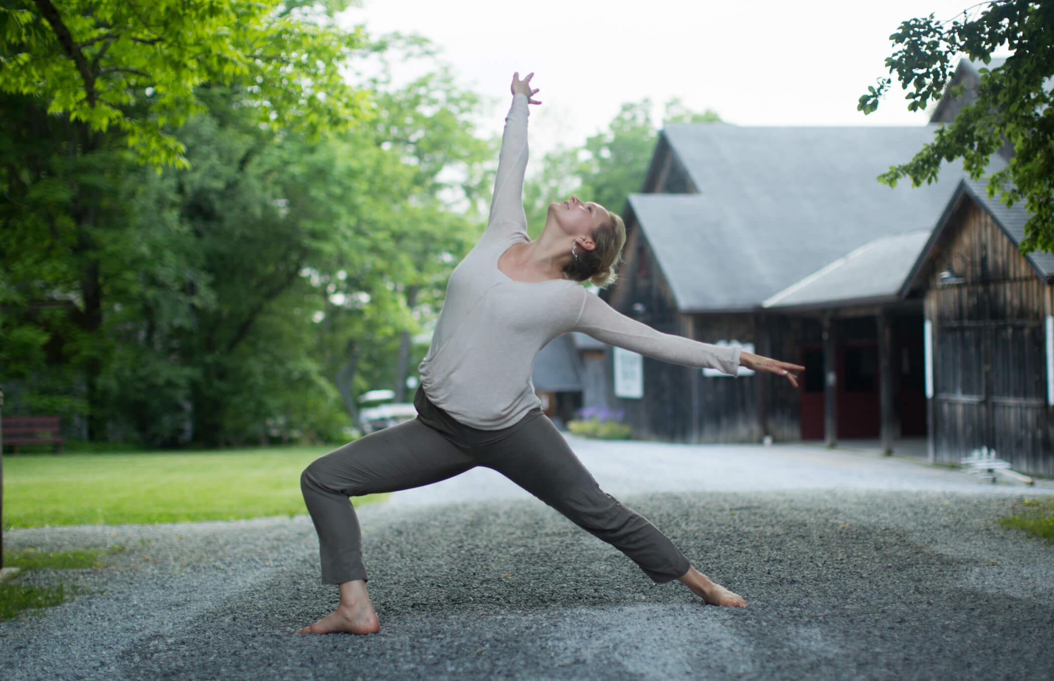 Lexie Thrash; photo Hayim Heron