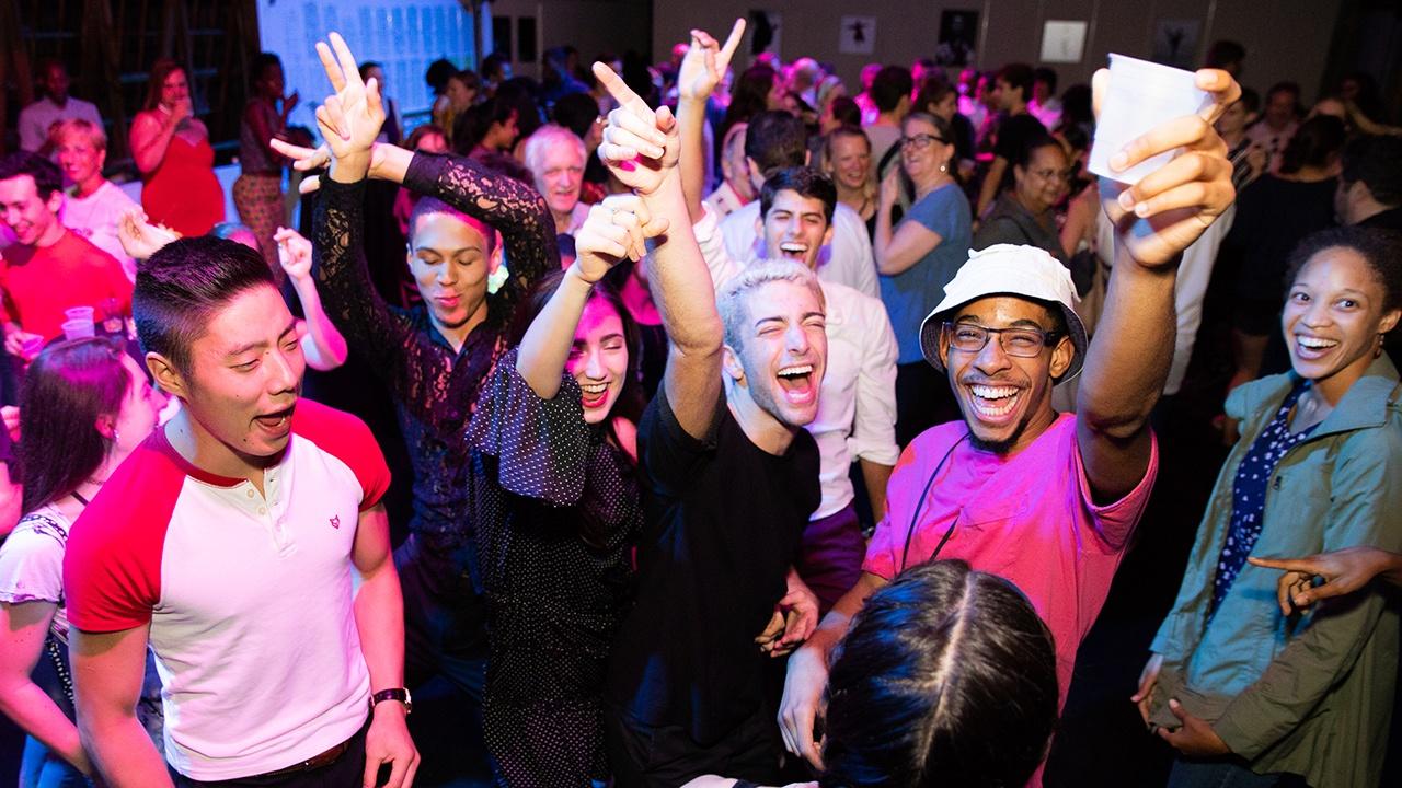 Cast Party; photo Hayim Heron