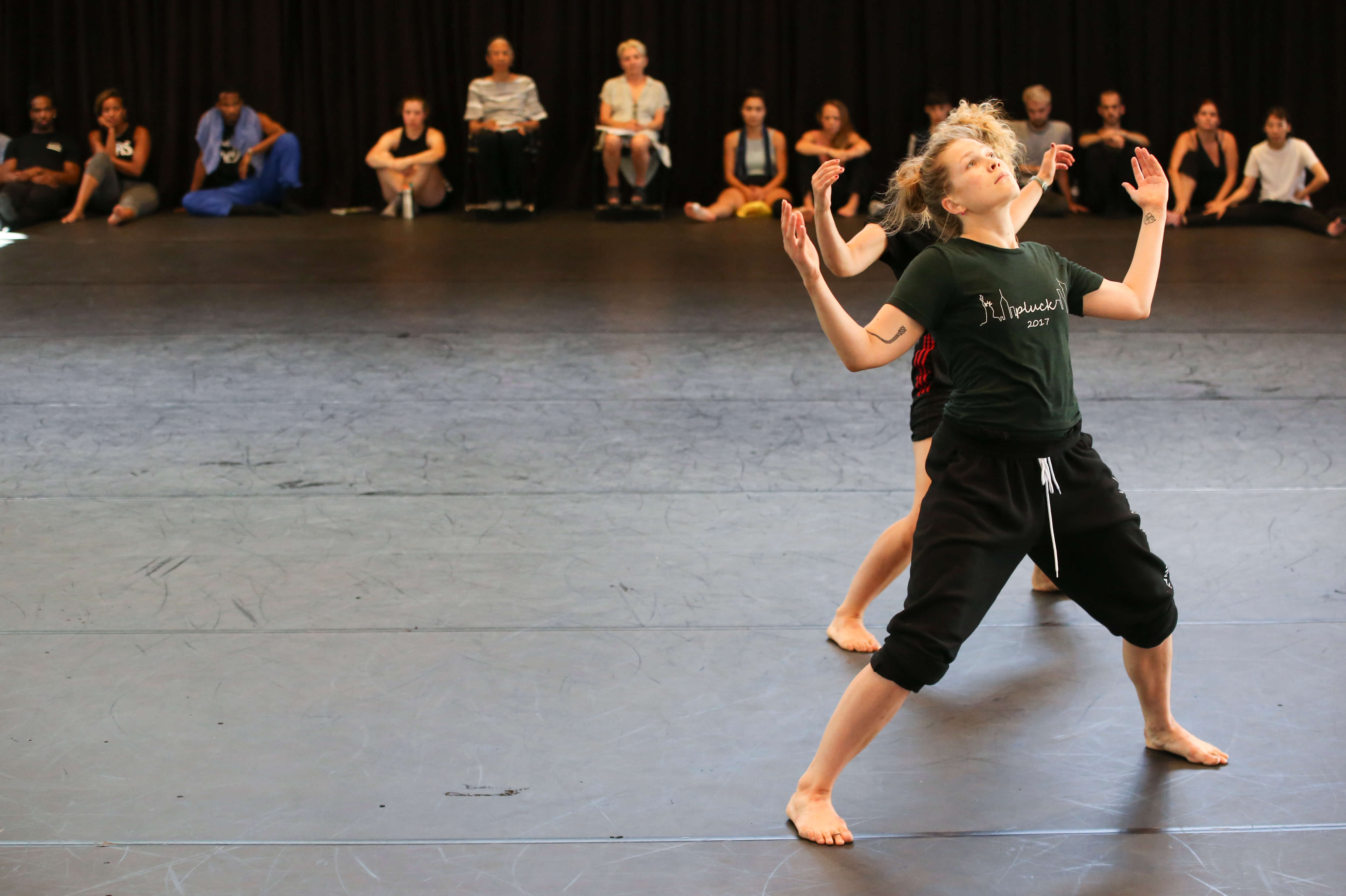 The Ann & Weston Hicks Choreography Fellows Program; photo Noor Eemaan