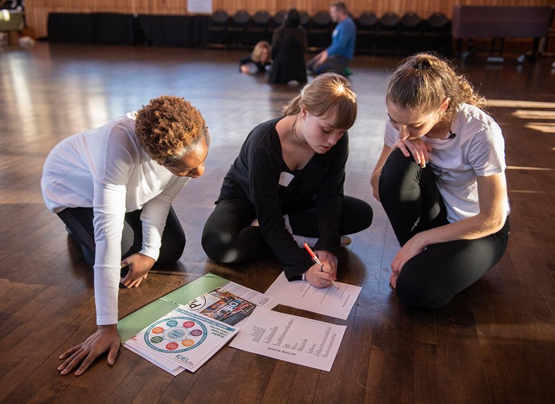 DEL Essentials Participants; photo Shana Sureck