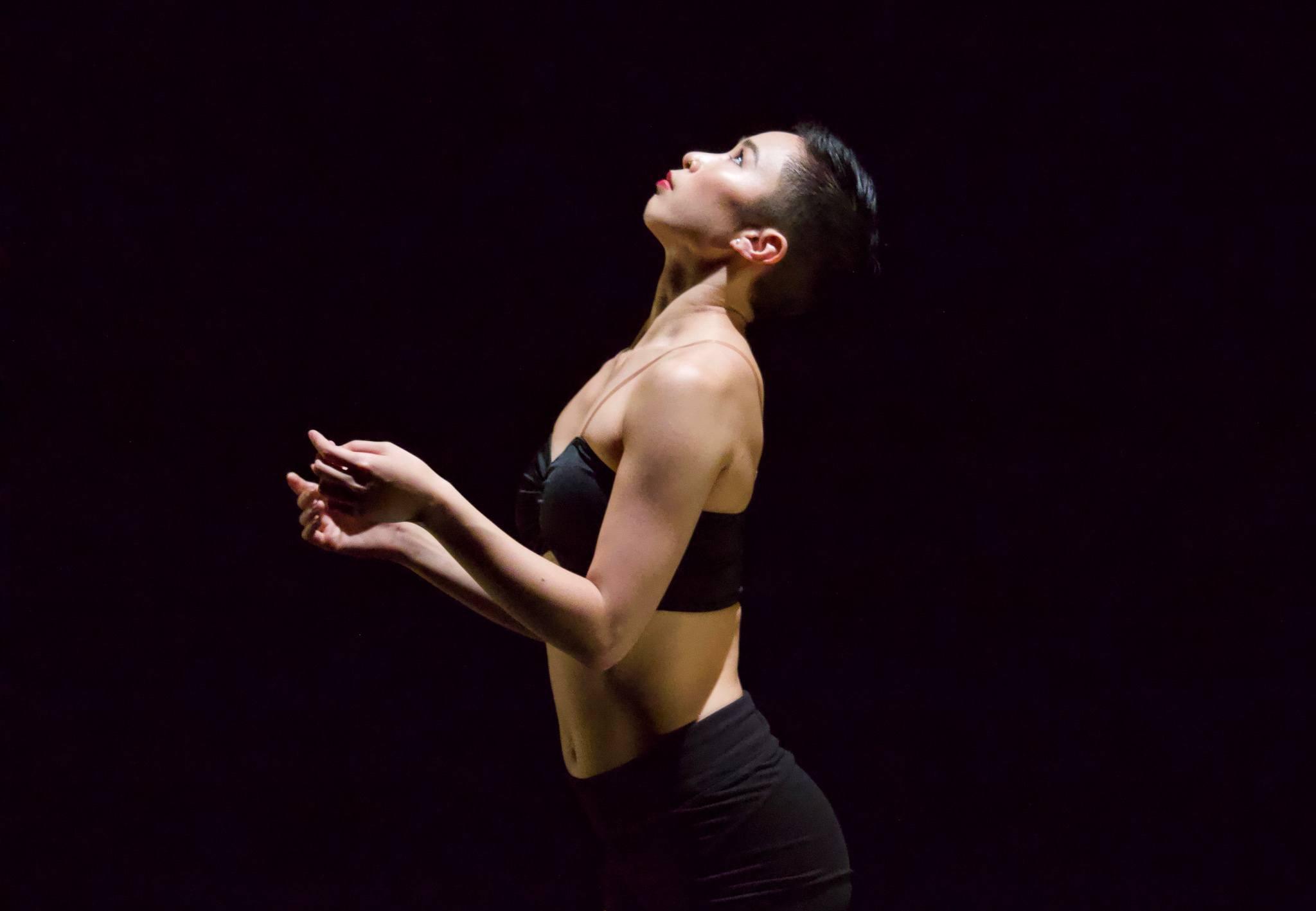 Mia J. Chong of ODC Dance; photo Lydia Huibregtse