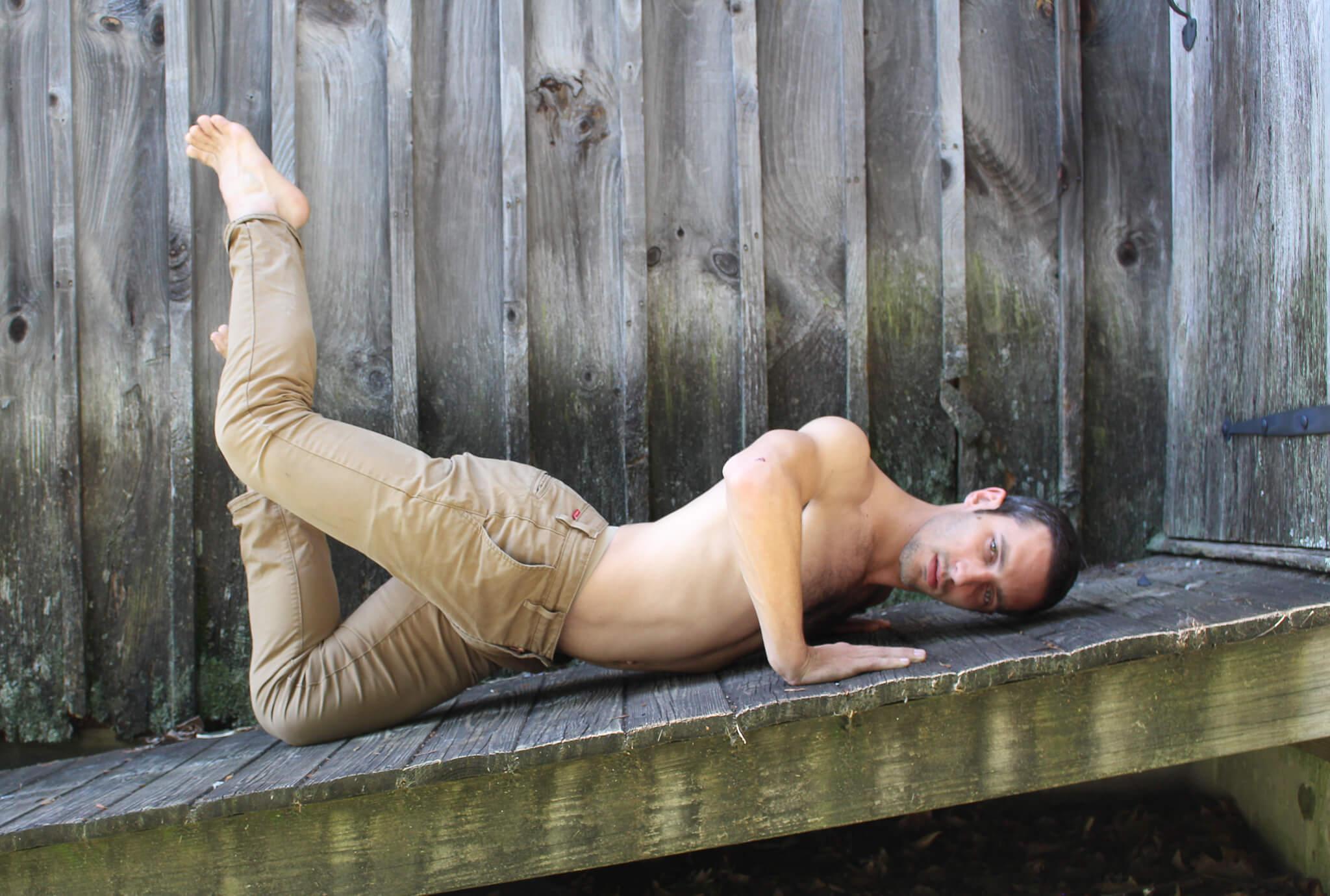Jeremy Bannon Neches; photo Lydia Huibregtse