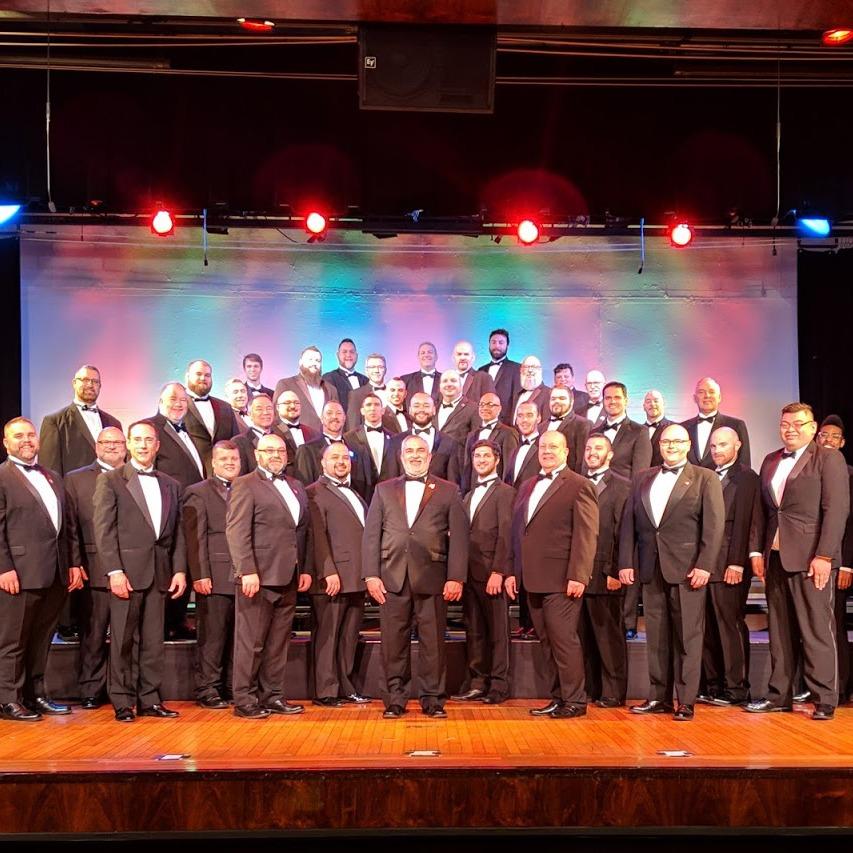 Hartford Gay Men's Choir; photo unknown
