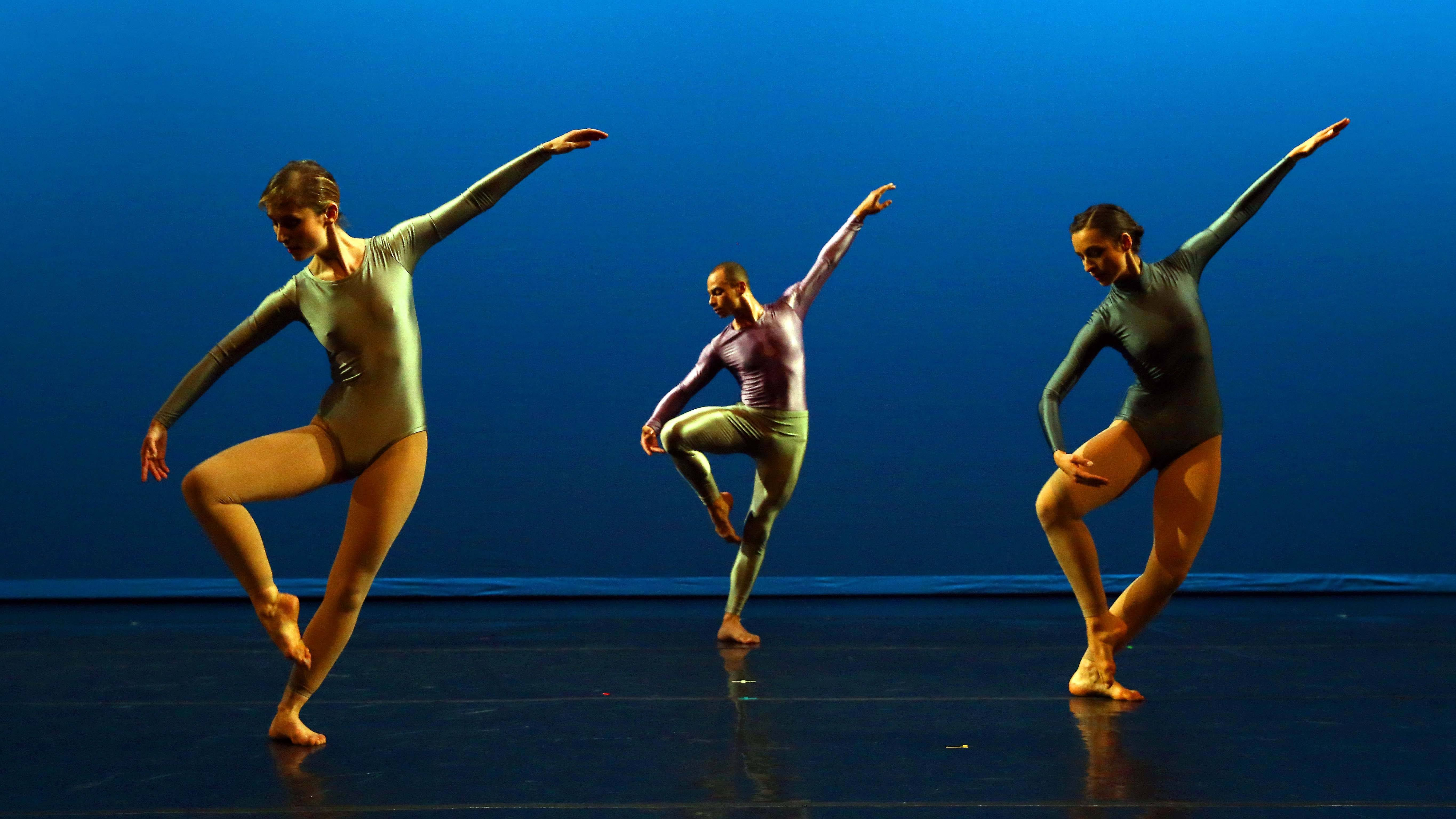 Compagnie CNDC-Angers/Robert Swinston in 'Inlets 2'; photo Andrea Mohin