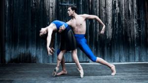 Jackie Schiffner and Zackery Torres; photo Christopher Duggan