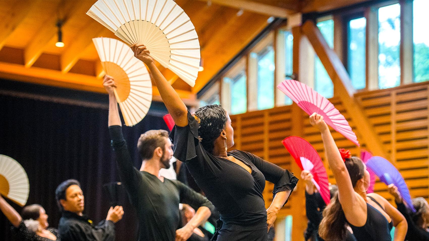 Flamenco & Spanish Dance Program; Christopher Duggan