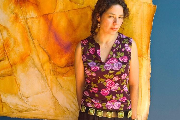 Sandra Laronde; photo Paula Wilson courtesy of Red Sky Performance