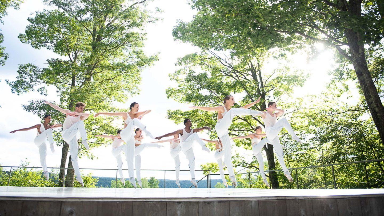Charlotte Ballet; photo Christopher Duggan
