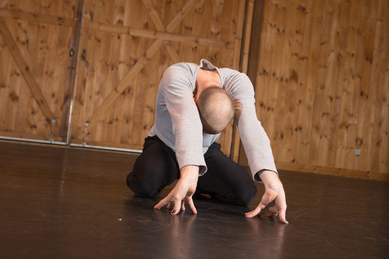 Liz Lerman; photo Greg Nesbit