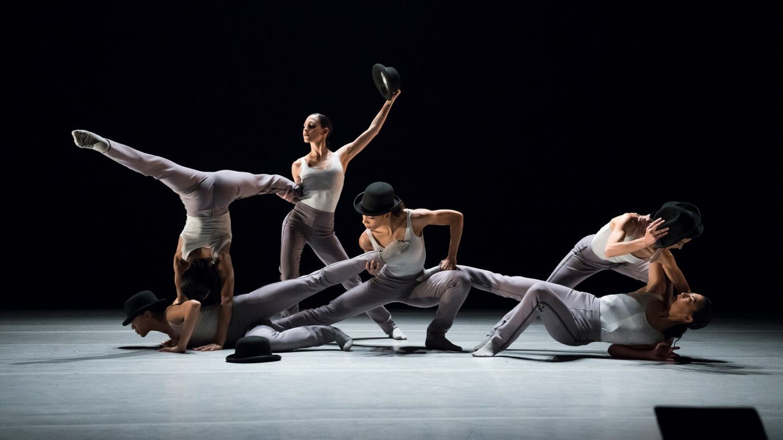 Ballet Hispánico; Paula Lobo photo.