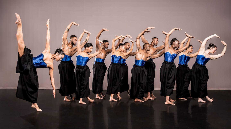 Cleo Parker Robinson Dance Ensemble; Jerry Metellus photo.