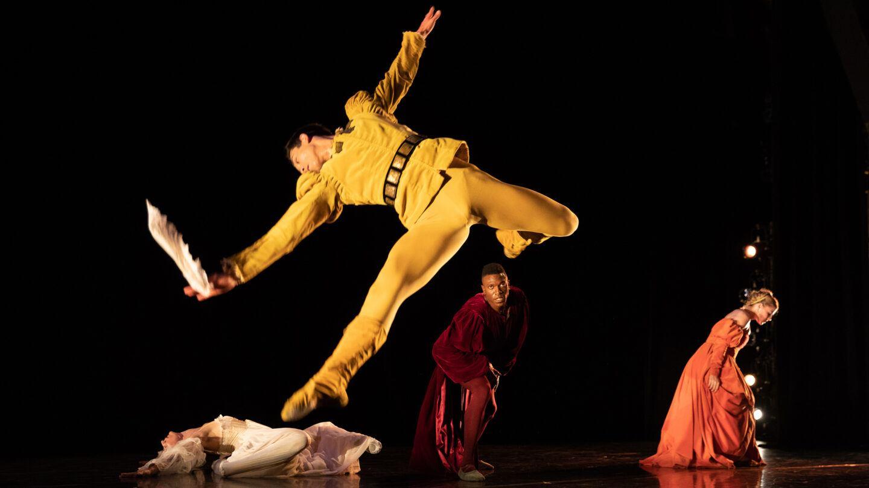 Limón Dance Company; photo Hayim Heron