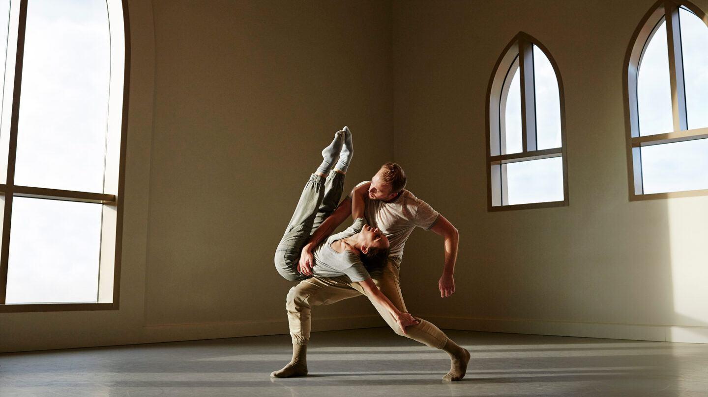 Anne Plamondon and James Gregg in