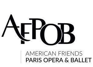 Logo: American Friends of the Paris Opera & Ballet
