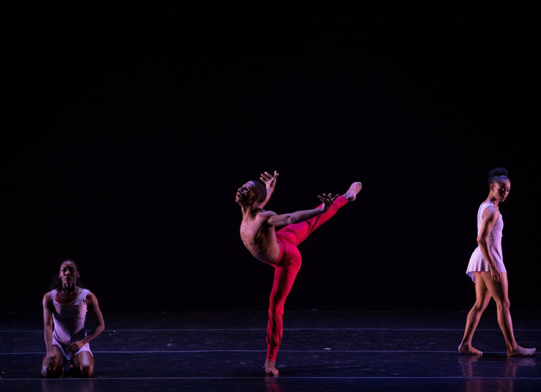 Dallas Black Dance Theatre; photo Anne Marie Bloodgood