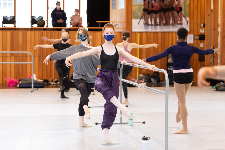 Sunday Workshop with Ballet Coast to Coast; photo Jamie Kraus