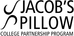 Jacob's Pillow College Partnership Program Logo